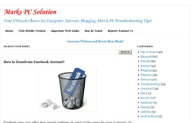 http://munnamark.blogspot.com/2012/03/how-to-deactivate-facebook-account.html