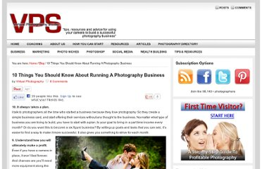 http://virtualphotographystudio.com/2010/05/running-a-photography-business/