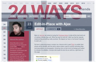 http://24ways.org/2005/edit-in-place-with-ajax/