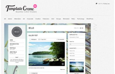 http://templatecreme.com/list/bello-wordpress-theme/