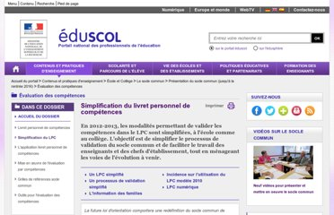 http://eduscol.education.fr/cid65896/simplification-du-lpc.html