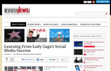 http://www.businessnewsdaily.com/2644-lady-gaga-social-media.html