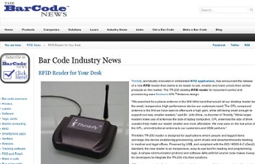 http://barcode.com/20101122427/rfid-reader-for-your-desk.html