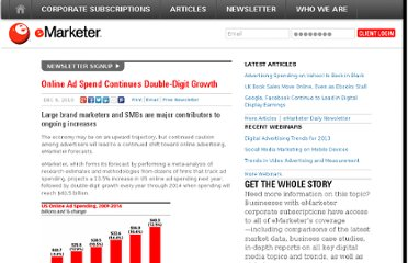 http://www.emarketer.com/Article/Online-Ad-Spend-Continues-Double-Digit-Growth/1008087