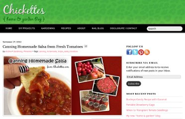 http://www.chickettes.com/canning-homemade-salsa-from-fresh-tomatoes/