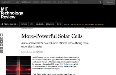 http://www.technologyreview.com/news/409806/more-powerful-solar-cells/