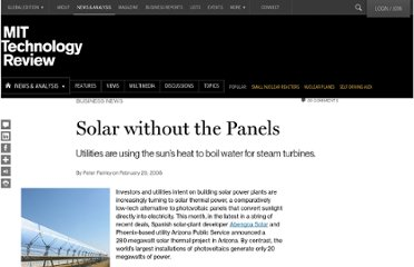 http://www.technologyreview.com/news/409681/solar-without-the-panels/