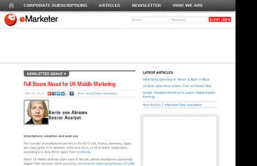 http://www.emarketer.com/Article/Full-Steam-Ahead-UK-Mobile-Marketing/1007950