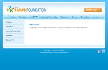 http://thehawnfoundation.org/welcome/