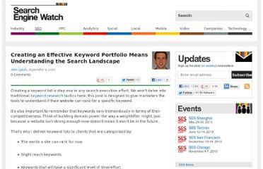 http://searchenginewatch.com/article/2066568/Creating-an-Effective-Keyword-Portfolio-Means-Understanding-the-Search-Landscape