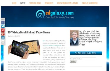 http://edgalaxy.com/journal/2010/9/9/top-5-educational-ipad-and-iphone-games.html