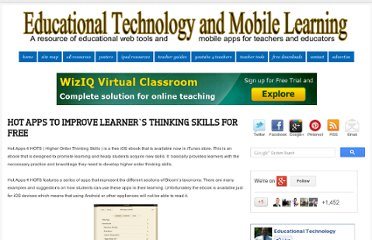 http://www.educatorstechnology.com/2012/02/hot-apps-to-improve-learners-thinking.html