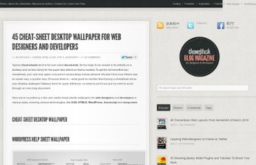http://themeflash.com/45-cheat-sheet-desktop-wallpaper-for-web-designers-and-developers/