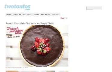 http://twotontos.com/french-chocolate-tart/