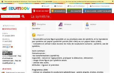 https://www.educlic.fr/fiche_de_preparation-sequence/107/La-symetrie