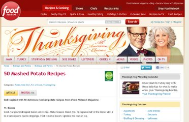 http://www.foodnetwork.com/holidays-and-parties/50-mashed-potato-recipes/page-2.html