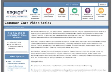 http://engageny.org/resource/common-core-video-series
