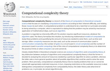 https://en.wikipedia.org/wiki/Computational_complexity_theory