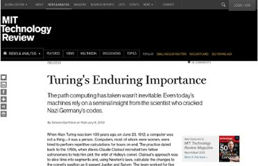 http://www.technologyreview.com/review/426834/turings-enduring-importance/