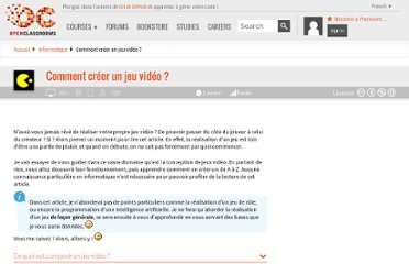 http://www.siteduzero.com/informatique/tutoriels/comment-creer-un-jeu-video