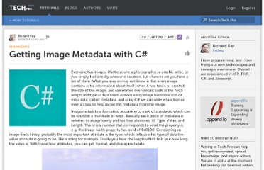 http://tech.pro/tutorial/782/getting-image-metadata-with-csharp
