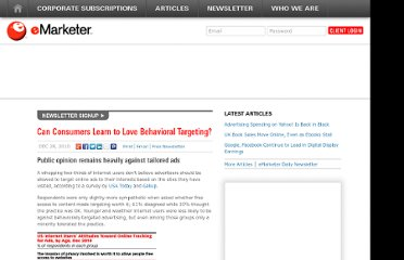 http://www.emarketer.com/Article/Consumers-Learn-Love-Behavioral-Targeting/1008137
