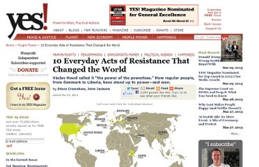 http://www.yesmagazine.org/people-power/10-everyday-acts-of-resistance-that-changed-the-world/