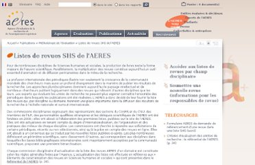 http://www.aeres-evaluation.fr/index.php/Publications/Methodologie-de-l-evaluation/Listes-de-revues-SHS-de-l-AERES