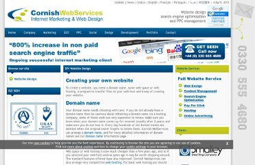 http://www.cornishwebservices.co.uk/website-design/diy-website-design.html