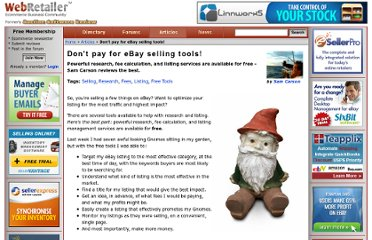 http://www.webretailer.com/articles/free-ebay-seller-software.asp