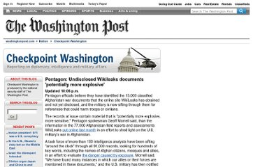 http://voices.washingtonpost.com/checkpoint-washington/2010/08/pentagon_undisclosed_wikileak.html