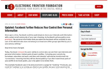 https://www.eff.org/deeplinks/2010/04/facebook-further-reduces-control-over-personal-information