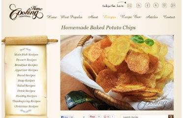http://www.homecookingadventure.com/recipes/Homemade-Baked-Potato-Chips