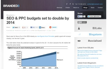 http://www.branded3.com/blogs/seo-ppc-budgets-set-to-double-by-2014/
