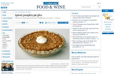 http://www.thestar.com/life/food_wine/recipes/2009/10/09/spiced_pumpkin_pie_plus.html