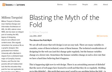 http://boxesandarrows.com/blasting-the-myth-of-the-fold/