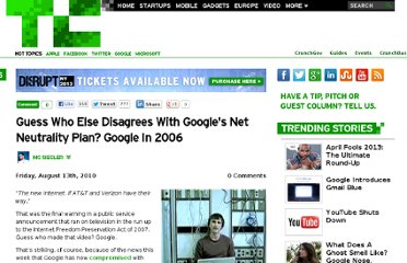 http://techcrunch.com/2010/08/13/google-net-neutrality-video/