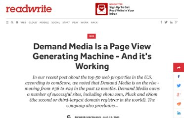http://readwrite.com/2009/08/25/demand_media_is_a_page_view_generating_machine