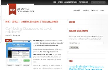 http://outilscollaboratifs.com/2012/04/co-meeting-discussions-et-travail-collaboratif-2/