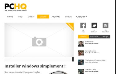 http://www.pchq.fr/installer-windows-simplement/