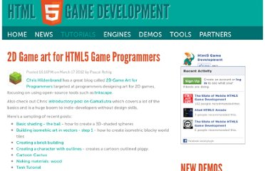 http://www.html5gamedevelopment.com/html5-game-tutorials/2012-03-2d-game-art-for-programmers