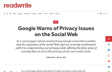 http://readwrite.com/2009/01/10/google_warns_of_privacy_issues