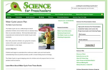 http://scienceforpreschoolers.com/earthscience/water-cycle/