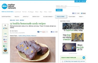 http://www.mnn.com/food/recipes/stories/12-healthy-homemade-candy-recipes