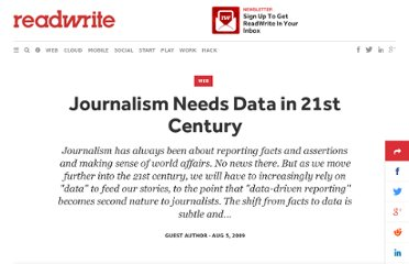 http://readwrite.com/2009/08/04/journalism_needs_data_in_21st_century