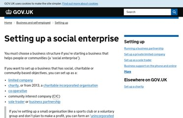 https://www.gov.uk/set-up-a-social-enterprise