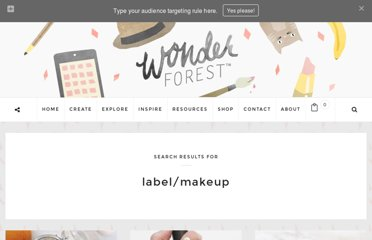 http://www.thewonderforest.com/search/label/makeup