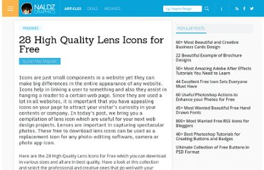 http://naldzgraphics.net/freebies/lens-icons-free/