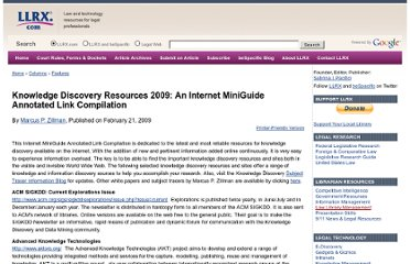 http://www.llrx.com/features/knowledgediscovery2009.htm