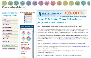 http://www.color-wheel-artist.com/printable-color-wheels.html